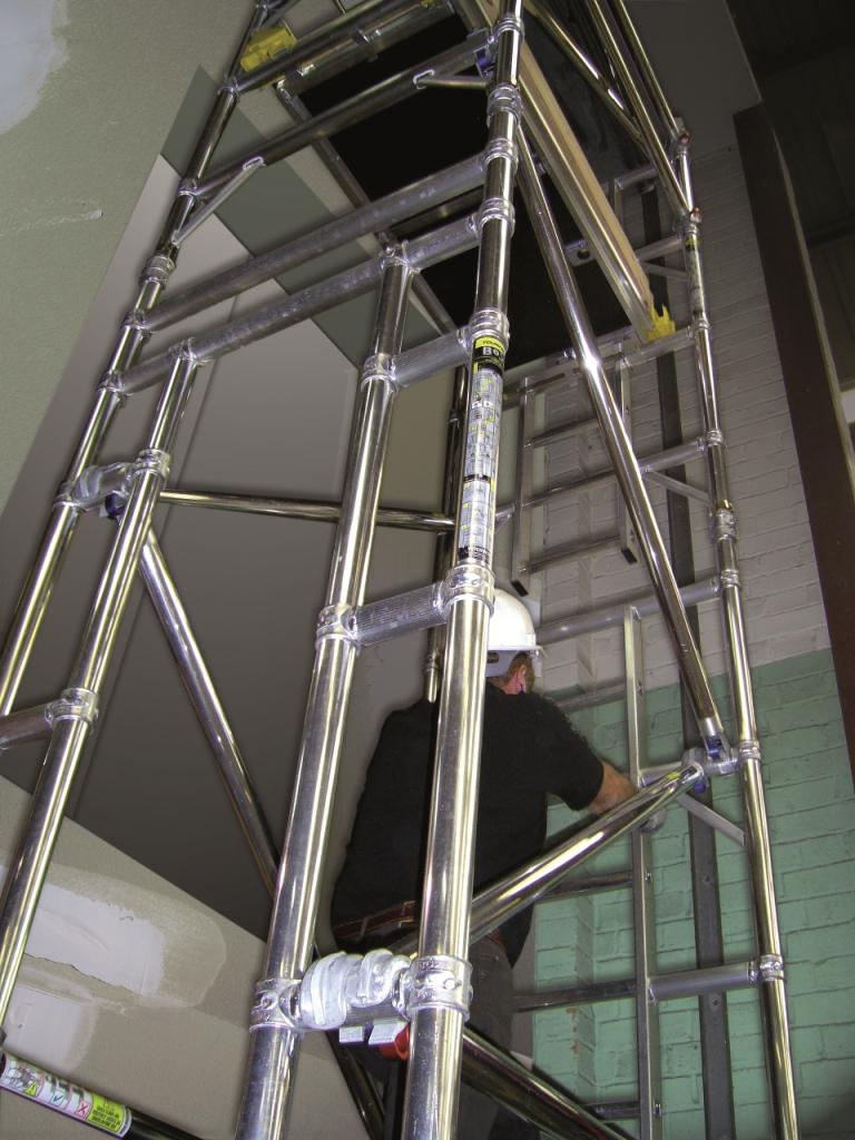 Lift Shaft Tower London Tool Amp Lift Hire