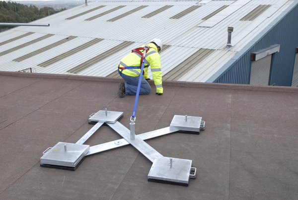 Roof Man Anchor London Tool Amp Lift Hire